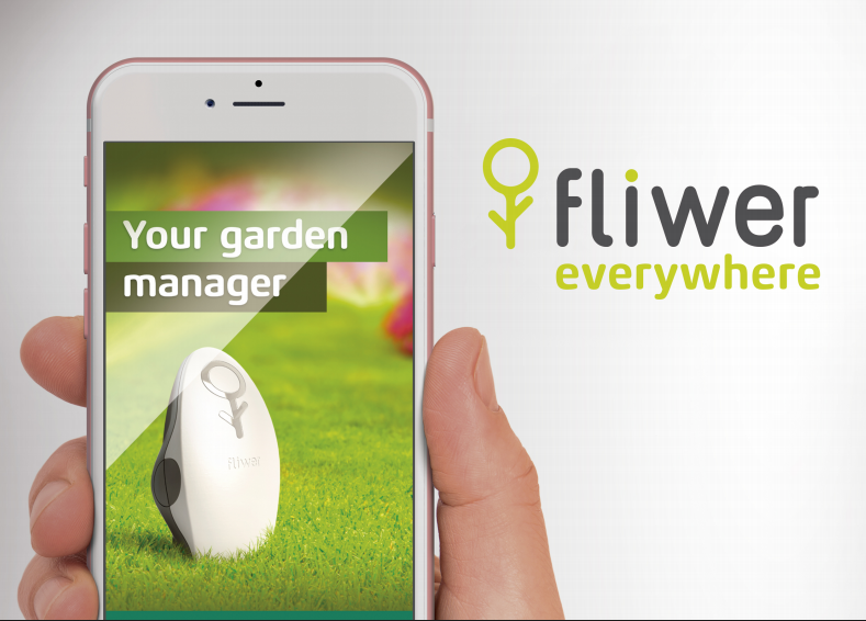 Fliwer APP your Garden Manager en exclusiva para Iberflora