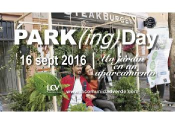 Park(ing)Day 2016