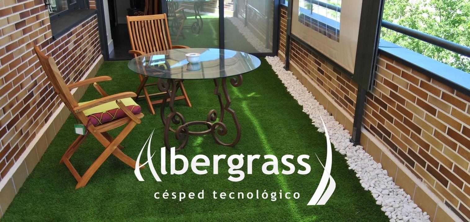 Albergrass Presenta Tempo El Césped Artificial Diseñado