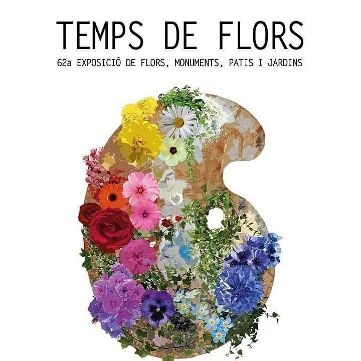 Zeit der Blumen Girona