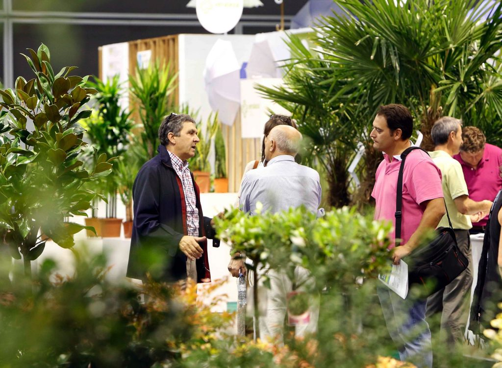 Iberflora-exhibitors