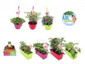 TriOh TriOh + AirGarden-fitoralia-iberflora